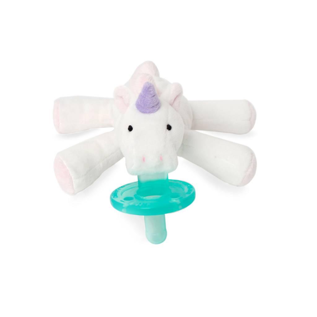 WubbaNub Boxed Baby Unicorn Paci
