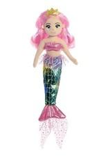 """Aurora 10"""" Sea Sparkles Rose Mermaid"""