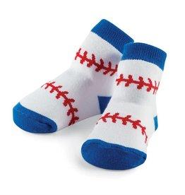 Mud Pie Baseball Sock