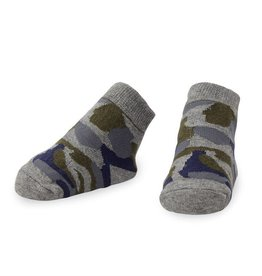 Mud Pie Camo Socks