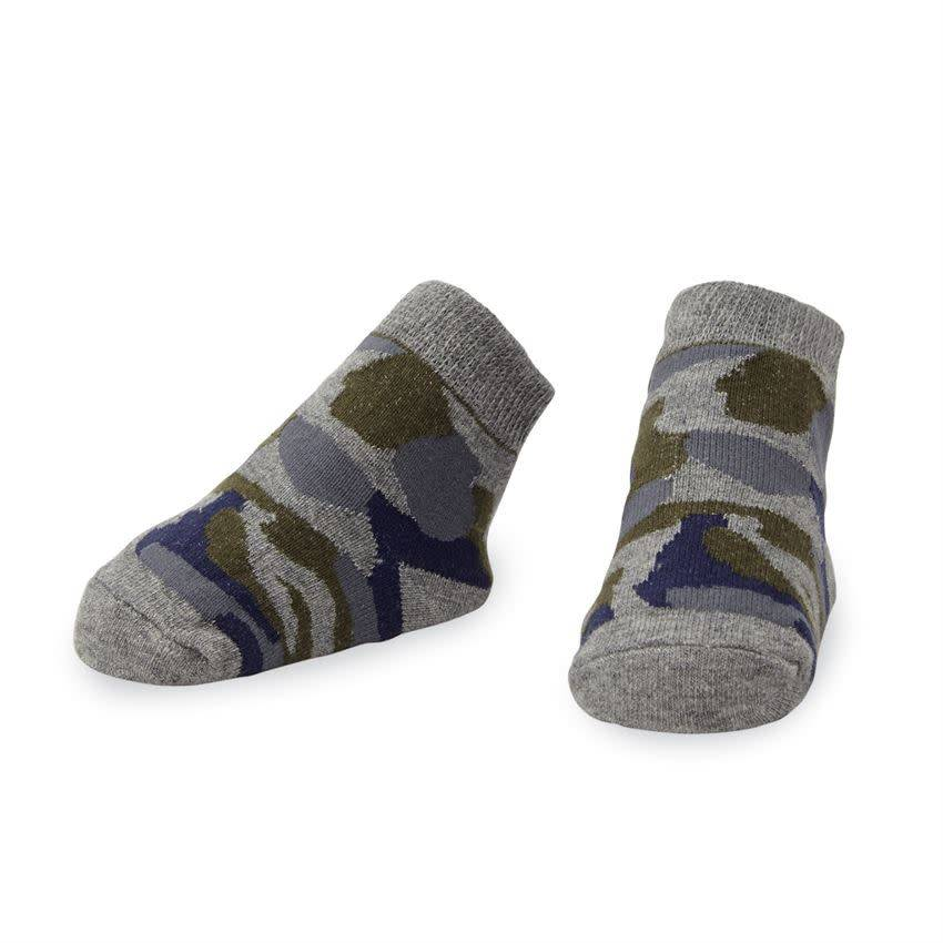 Mud Pie Camo Socks