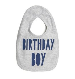 Sweet Wink Birthday Boy Bib
