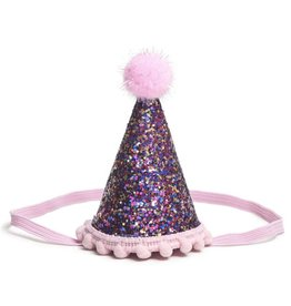 Sweet Wink Confetti Party Hat