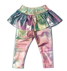 Sweet Wink Rainbow Skirted Legging