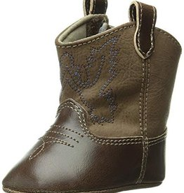 Trimfoot Co. Brown Cowboy Boot