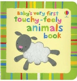 Usborne Baby's Very First Touchy Feely Animals
