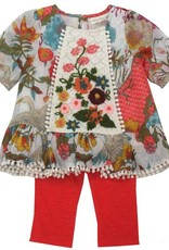 Mimi & Maggie Emilee Dress & Leggings