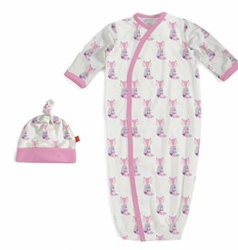 Magnificent Baby Pink Cool As Fox Modal Sack Set