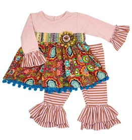 Haute Baby Gypsy Autumn Swing Set