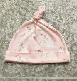 Bestaroo Unicorn Hat Pink 0/3M