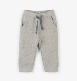 Hatley Quilted Baby Jogger Athletic Grey