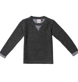 Fore!! Axel & Hudson LS Charcoal Tri-Blend French Terry Sweatshirt