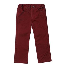 Fore!! Axel & Hudson Crimson Stretched Twill Pant