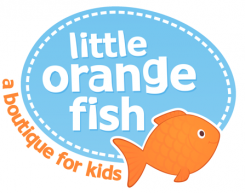 little orange fish
