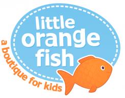 little orange fish