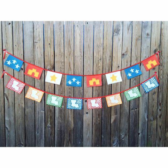 Acadiana Power Flags