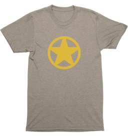 Flag Element Star Mens Tee