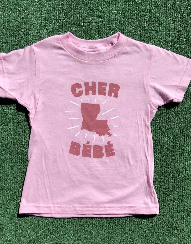 Cher Bebe Toddler Tee