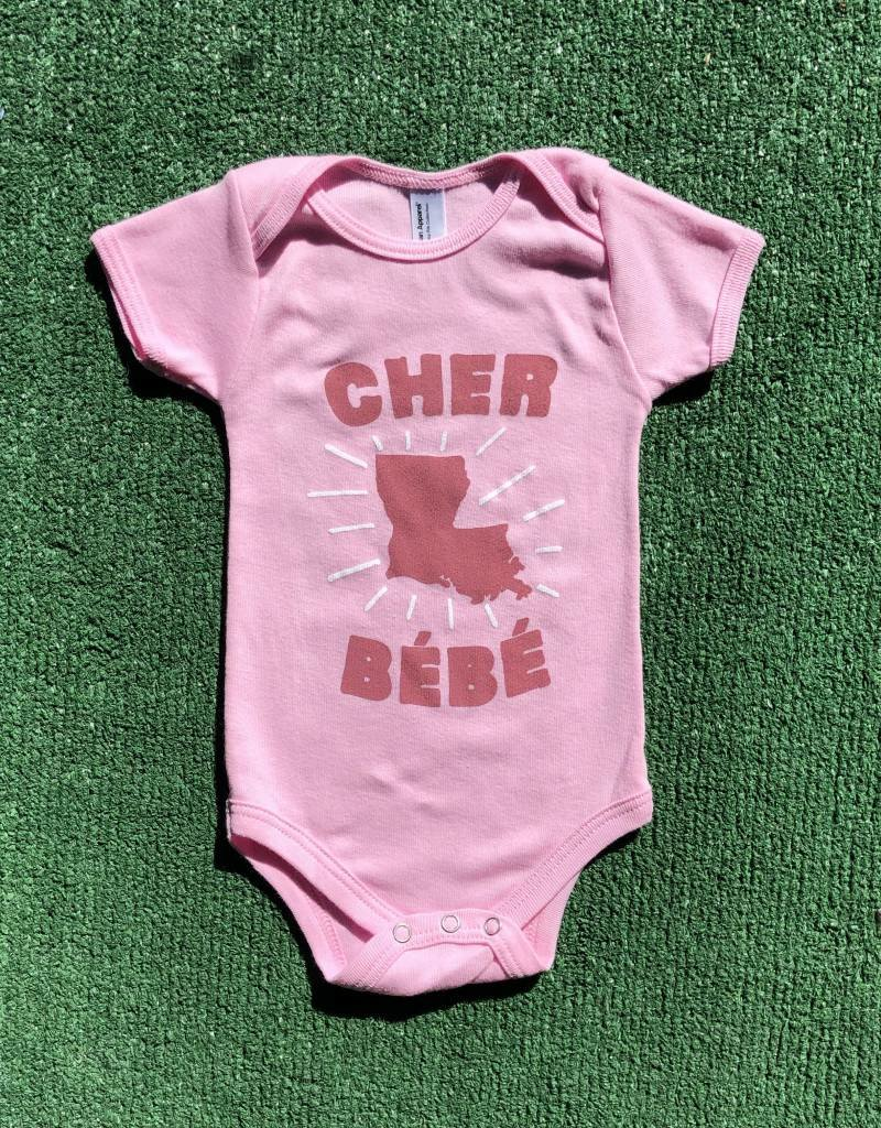 Cher Bebe Baby Onesie