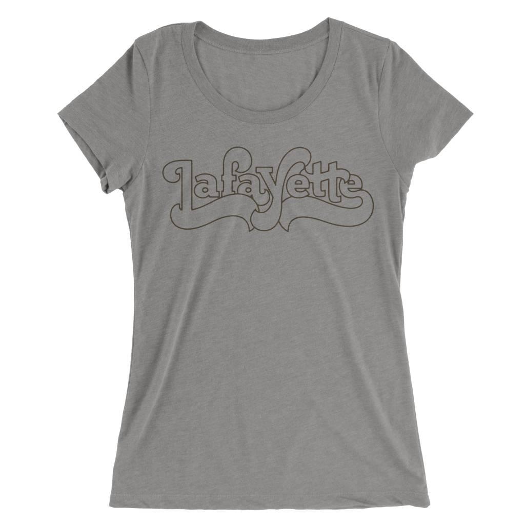Retro Lafayette Womens Tee