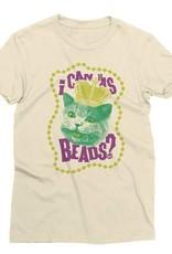 I Can Has Beads Womens Tee