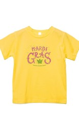 Mardi Gras Toddler Tee
