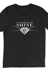Dustin Poirier Can't Block My Shine Mens Tee