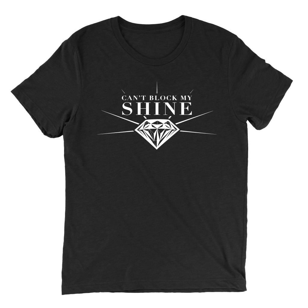 Dustin Poirier Can't Block My Shine Mens Tee