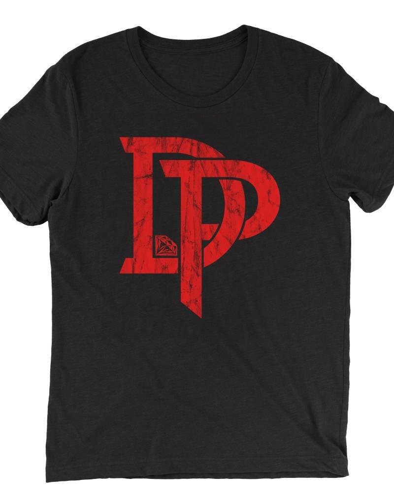 Dustin Poirier DP Red Mens Tee