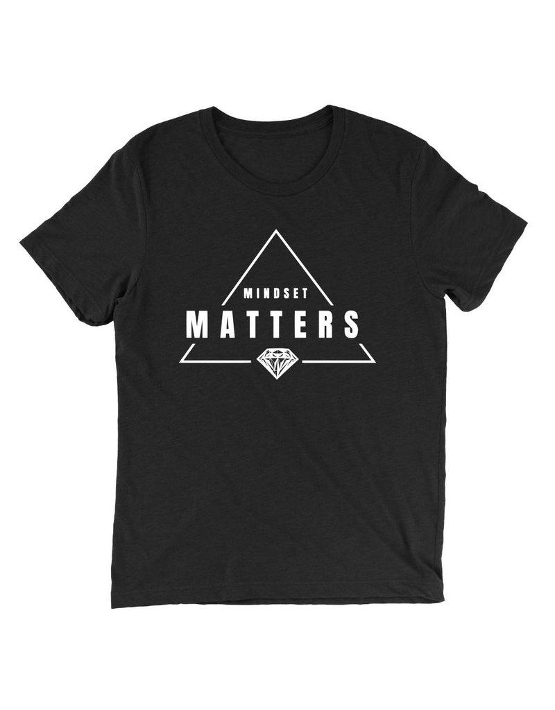 Dustin Poirier MIndset Matters Mens Tee