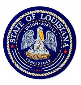 State Seal Sticker