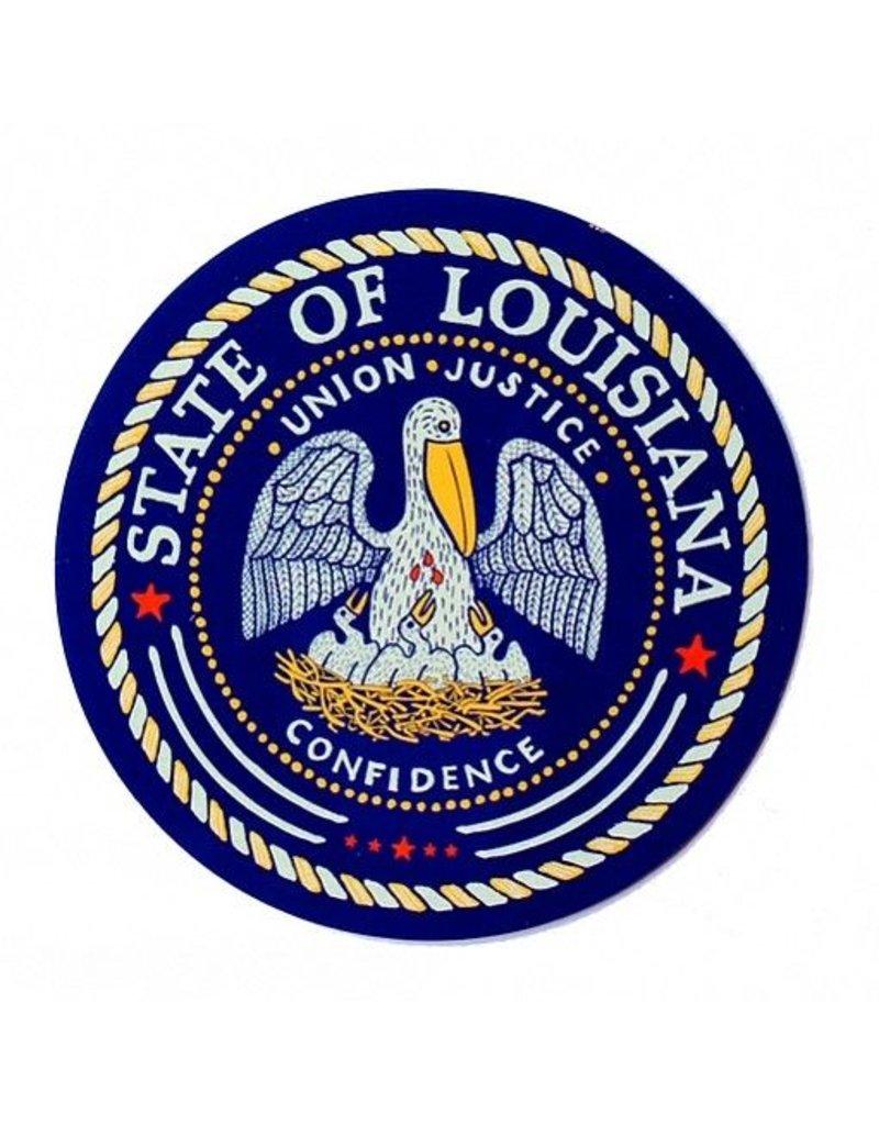 State Seal Sticker