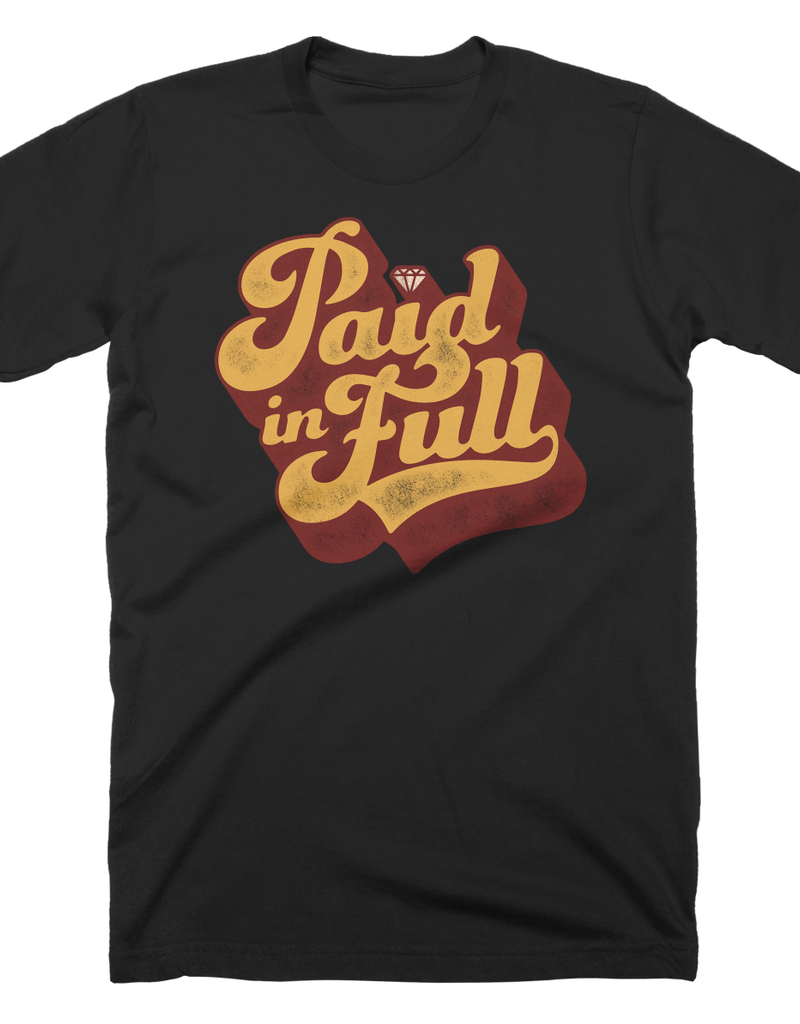 Dustin Poirier Paid In Full Mens Tee