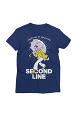Second Line Womens Tee