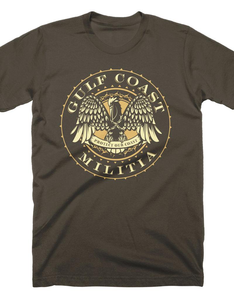 Gulf Coast Militia Mens Tee