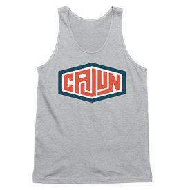 Cajun Logo Mens Tank