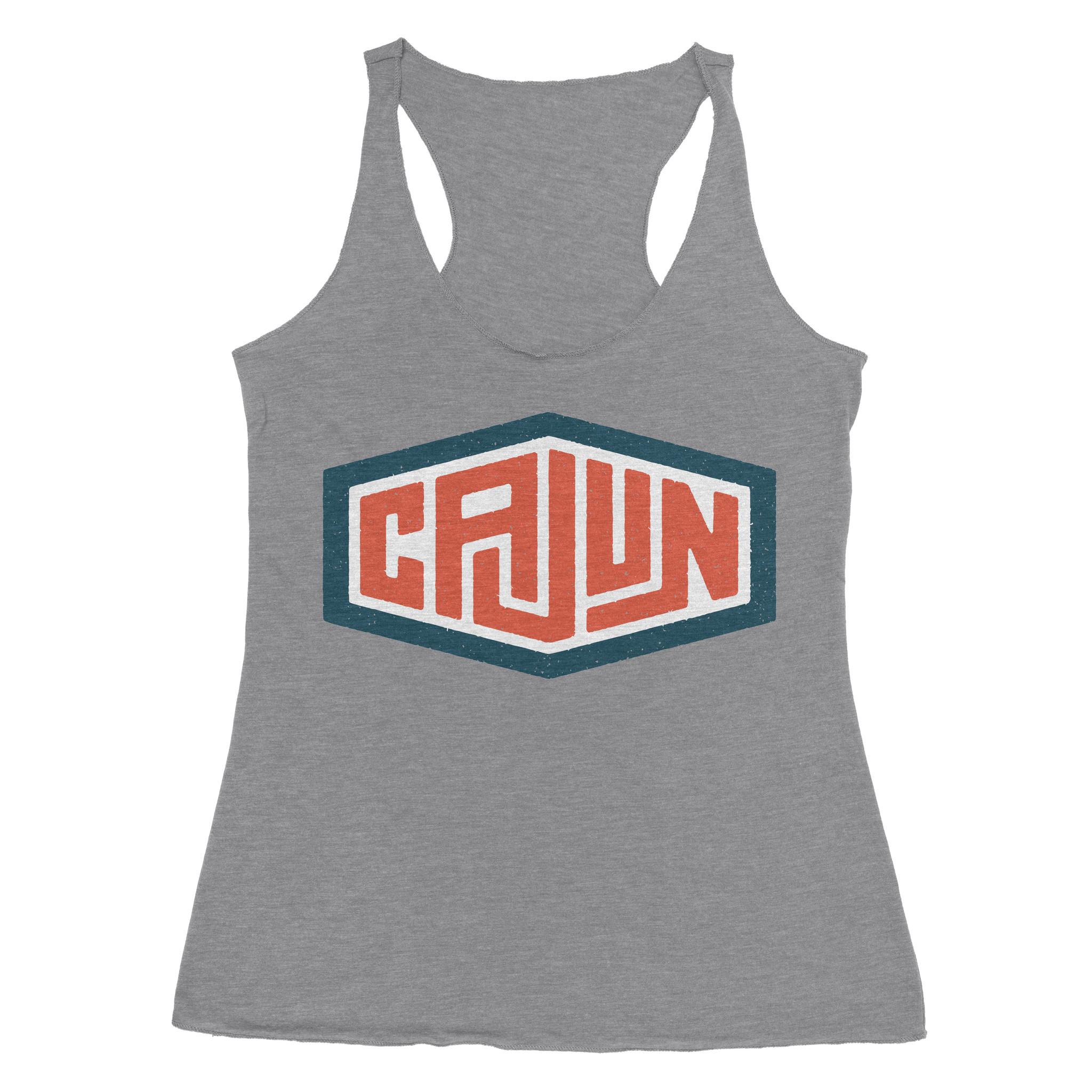 Cajun Logo Womens Tank