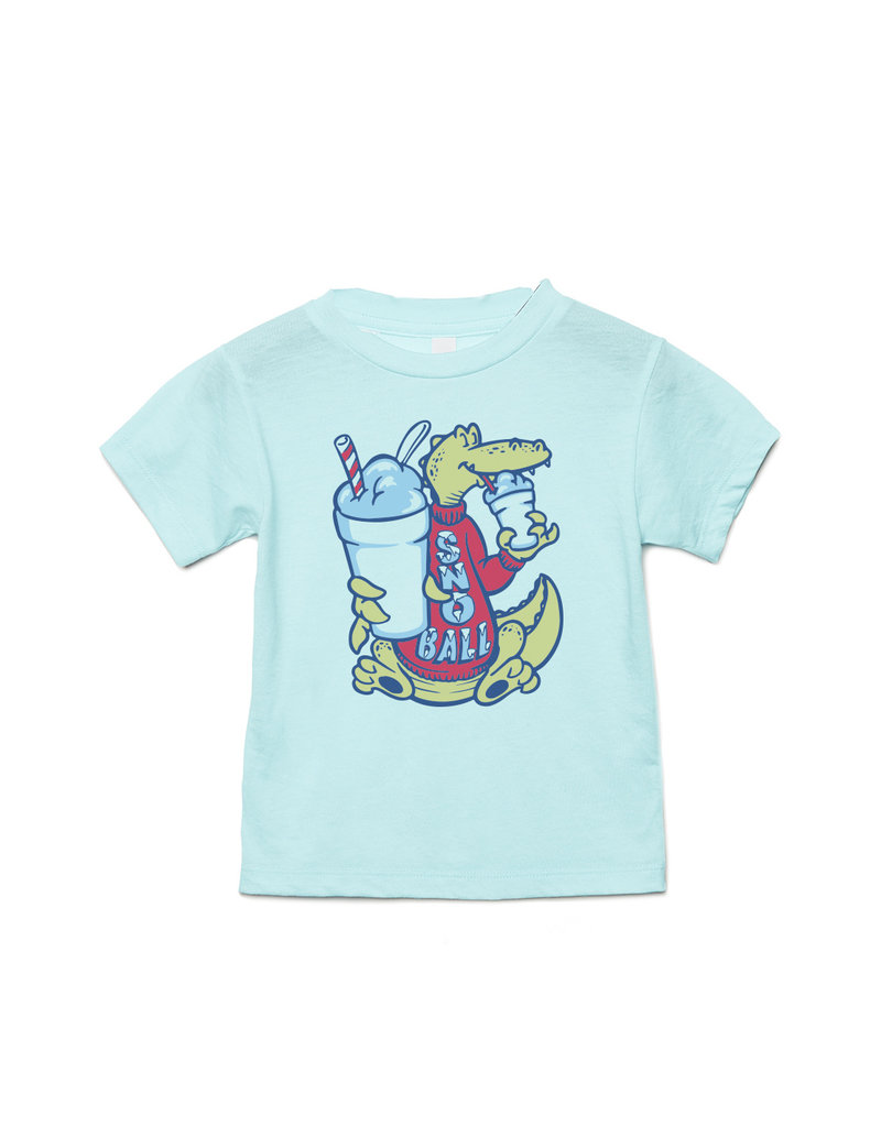 Sno Ball Toddler Tee
