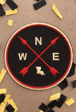Louisiana Compass Patch