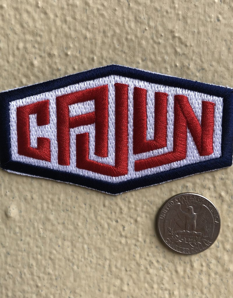 Cajun Logo Patch