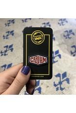 Cajun Logo Enamel Pin