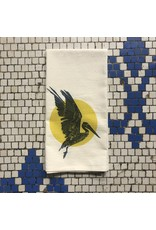 Pelican Sun Tea Towel