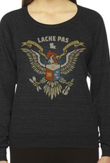 Lache Pas Womens Raglan Pullover