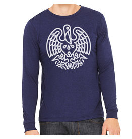 State Seal Icon Mens LS