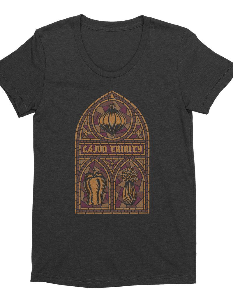 Cajun Trinity Womens Tee