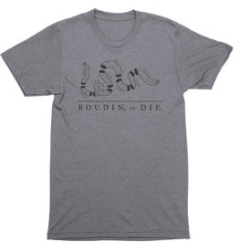 Boudin, or Die Mens Tee