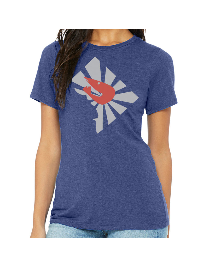 Shrimp-a-plaooza 2020 Womens Relaxed Fit Tee