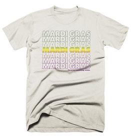 Mardi Gras Thank You Mens Tee