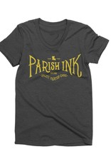Parish Ink Vintage Womens Relaxed Fit Tee