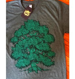 Oak Tree Womens Tee